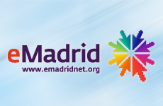 Logo proyecto eMadrid