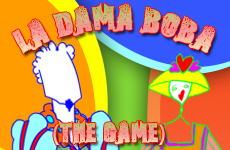 Featured image for the La Dama Boba project